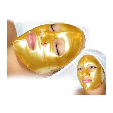 Mascara Facial de Oro